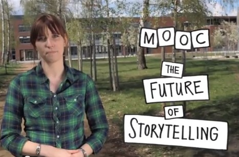 Future of Storytelling Course | iversity | How to find and tell your story | Scoop.it