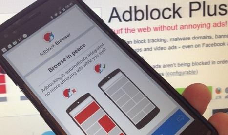 Le logiciel anti-publicité Adblock Plus désapprouve la décision de Facebook | Chiffres et infographies | Scoop.it