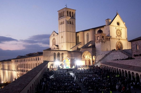 #Assisi, Francesco abita ancora qui | www.consulenteturisticolocale.it | Scoop.it