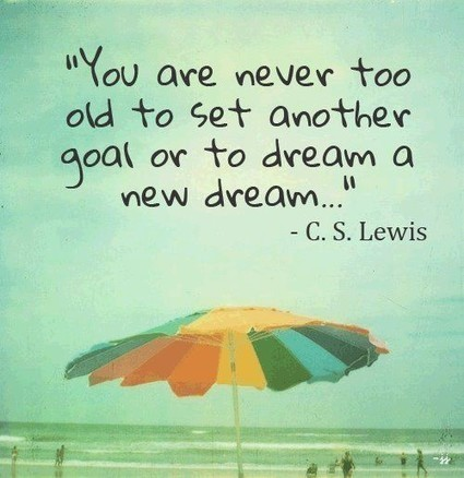 All About Living With Life: 15 Quotes to Live Your Dreams | You & Your  Life | Scoop.it