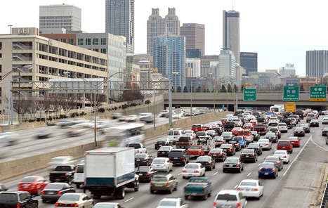 """Officials: Cutting Atlanta commute will take vision, funding 
