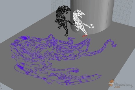 sketch 3d Raytrace test | Winsion | Scoop.it