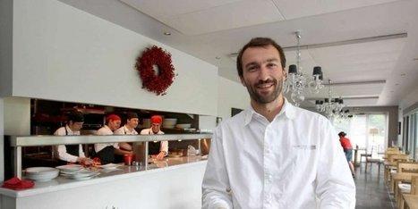 Gastronomie : Cédric Béchade remplace Philippe Etchebest à Saint-Émilion | Food & chefs | Scoop.it