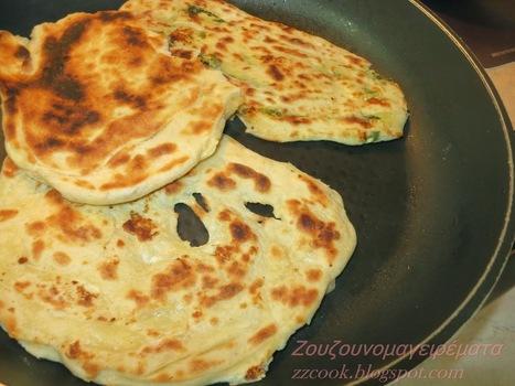 Ζουζουνομαγειρέματα: Τηγανίτες γεμιστές με τυρί κρέμα! | Συνταγές | Scoop.it
