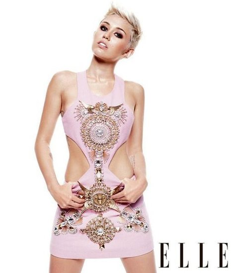 Miley Cyrus' Sexy Outtakes From 'ELLE' Photoshoot -- New Pics - Hollywood Life | Sexy Celebrities Exposed | Scoop.it