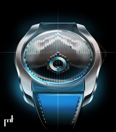 Ringen - Watch by Marc Tran » Yanko Design | What Surrounds You | Scoop.it
