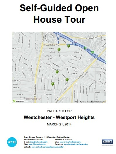 Self-Guided Open House Tour - Westchester CA Real Estate (Westport Heights) | Real Estate Trending | 90045 Trending | Scoop.it