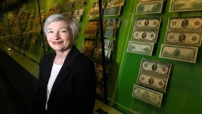 Another Puppet - Janet Yellen: New Federal Reserve Boss - Same as the Old Boss - Freedom Outpost