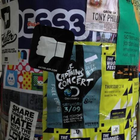 Tech Startups Battle Using Old-School Posters at SXSW | Tracking Transmedia | Scoop.it