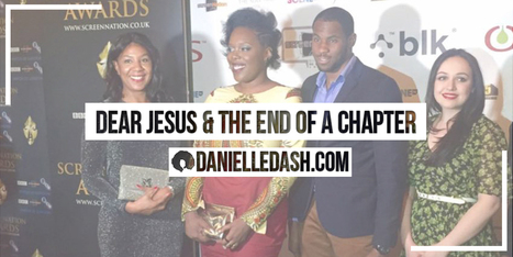 Dear Jesus & The End of A Chapter | Diverse Books and Media | Scoop.it