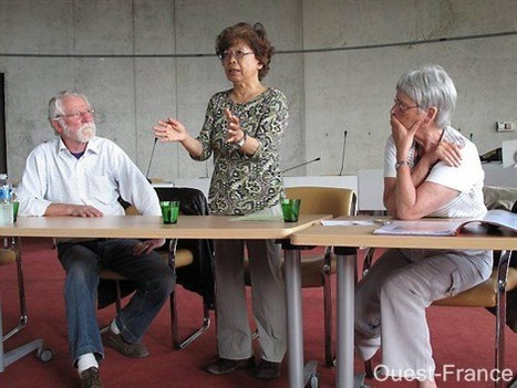 Une Japonaise espérantiste a témoigné à la mairie    ouest-france.fr   Japon : séisme, tsunami & conséquences   Scoop.it