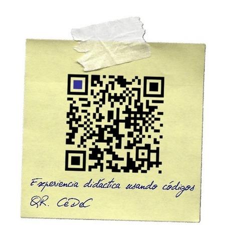 Experiencia didáctica usando códigos QR | Recull diari | Scoop.it