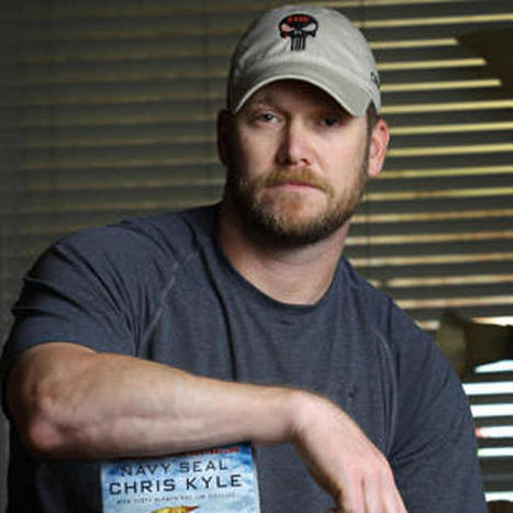 Ex-sniper Chris Kyle spoke of legacy days before his death | Exploring Current Issues | Scoop.it