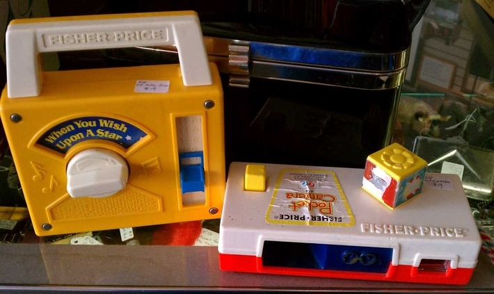 Fisher Price flashbacks | Antiques & Vintage Collectibles | Scoop.it