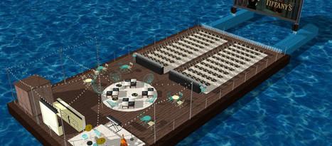 Floating movie theatre - | Brands & Entertainment - Cinema, Art, Tourism, Music & more | Scoop.it