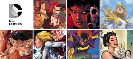 Women At DC Comics Watch – March 2014 Solicits | WOmen in COmics | Scoop.it