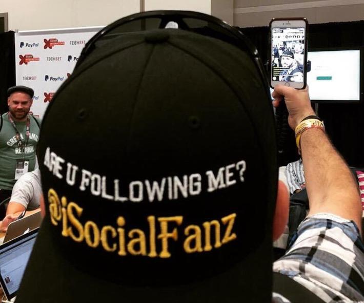 Joel Comm with Brian Fanzo on Being a Change Evangelist - SXSW | Digital Social Media Marketing | Scoop.it