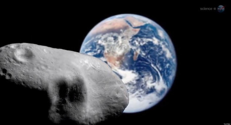 Asteroid 2012 DA14's To Give Earth Record-Setting Close Shave, NASA Scientist Says (VIDEO) | Science, Technology and Society | Scoop.it