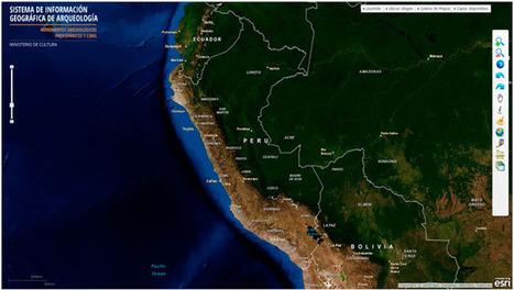 Ministerio de Cultura de Perú publica el Geoportal del Sistema de Información de Arqueología | Geoinformação | Scoop.it