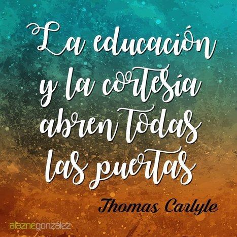 educacion y cortesia abren todas las puertas | Pedalogica: educación y TIC | Scoop.it