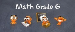 6th Grade Math apps for iPad, iPhone, Android, Windows 8 - eduPad | Cool Ap? | Scoop.it