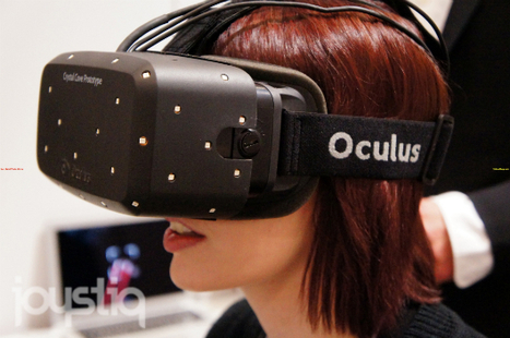 Facebook Buys Oculus So You Can Take a Virtual Vacation | Managing Technology and Talent for Learning & Innovation | Scoop.it