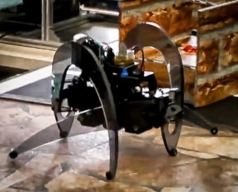Robot Competition Spawns Unique New Designs (Video) | Robots ... | Robots and Robotics | Scoop.it