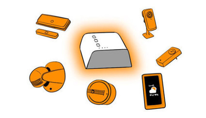 Une nouvelle box domotique avec Smart Home by Orange | Maison ... | Soho et e-House : Vie numérique familiale | Scoop.it