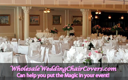 Wholesale Wedding Chair Covers | Hire Wedding Chair Covers & Decorations | Scoop.it