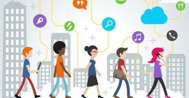 De la transition numérique au tout connecté | Orange Business Services | transition digitale : RSE, community manager, collaboration | Scoop.it