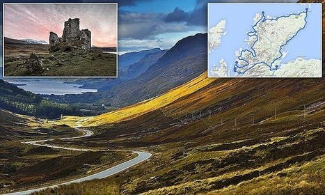 Scotland's Route 66 named in the top six coastal road trips worldwide | Loch Ness Monster | Scoop.it