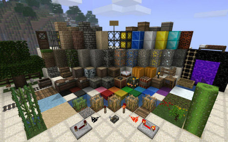 JohnSmith Texture Pack for Minecraft 1.5.2/1.5.1/1.4.7 | Free Download Minecraft | Scoop.it