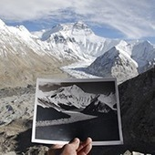 GlacierWorks: Everest | Anthropology and Climate Change | Scoop.it