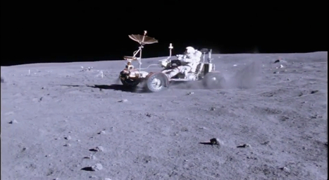 The Acceleration of Moon Dust | Science Blogs | WIRED | PhysicsLearn | Scoop.it
