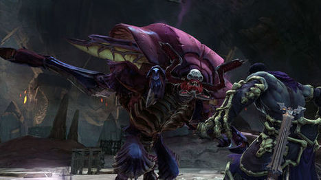 DARKSIDERS II HIGHLY COMPRESSED ~ Download Games and Softwares | Download Free Pc Games | Scoop.it