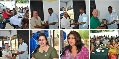 BAS Conservation Award Ceremony | Cayo Scoop!  Bestofcayo.com's E-mag. | Scoop.it
