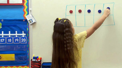 Beyond Fingers: Place Value & the Numbers 11-19 | Teaching ideas. | Scoop.it