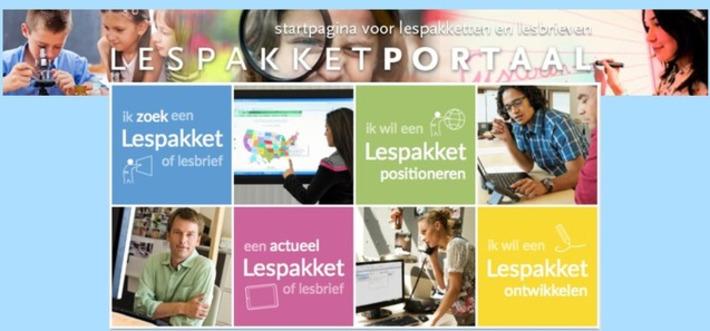 Edu-Curator: Lespakketportaal.nl: Lespakketten en lesbrieven voor het primair onderwijs | Educatief Internet - Gespot op 't Web | Scoop.it