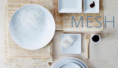 mesh and Sixth Sence :: Rosenthal Onlineshop   Ceramics   Scoop.it