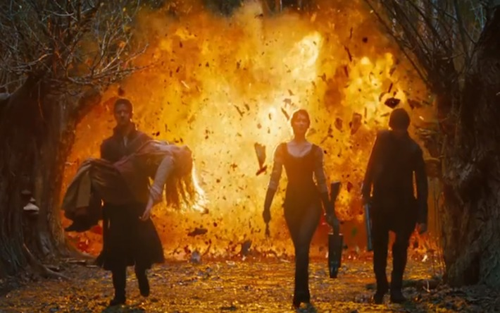 Watch the Tarantino-esque 'Hansel and Gretel: Witch Hunters' Trailer | Machinimania | Scoop.it