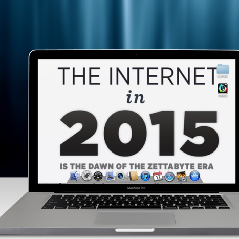 The Internet In 2015 | infographie | Scoop.it