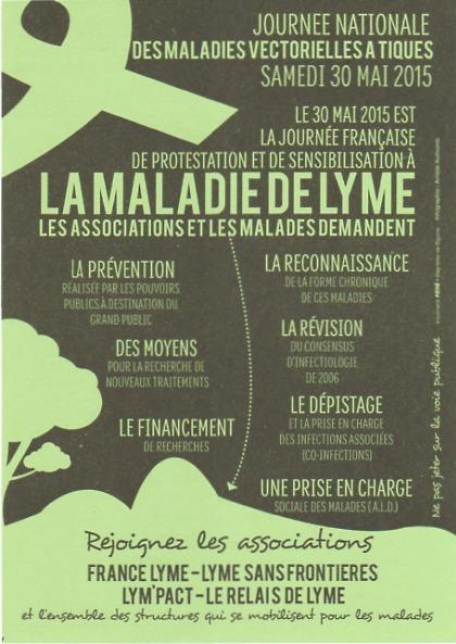 Les journées de la maladie de Lyme à Lourdes les 30 et 31 mai | Vallée d'Aure - Pyrénées | Scoop.it
