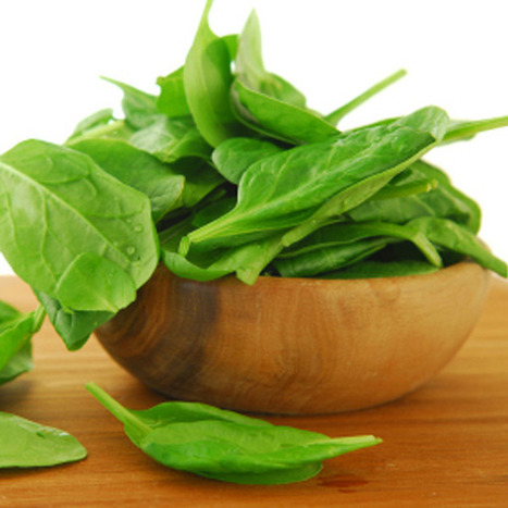 SPINACH is dense with key nutrients - 12 Best Power Foods for Women - Shape Magazine - Page 6 | Women In Media | Scoop.it
