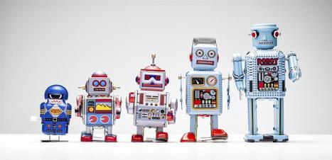 Telegram 3.0 permet aux développeurs de créer des bots multifonctions | Geeks | Scoop.it