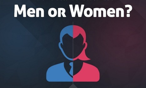 Who Uses Social Networking Sites Frequently? Men or Women?   Just Like Geek's Tech Journal   DD's Blog   Scoop.it