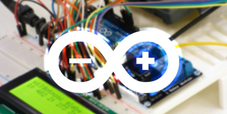 10 Great Arduino Projects for Beginners | Arduino, Netduino, Rasperry Pi! | Scoop.it