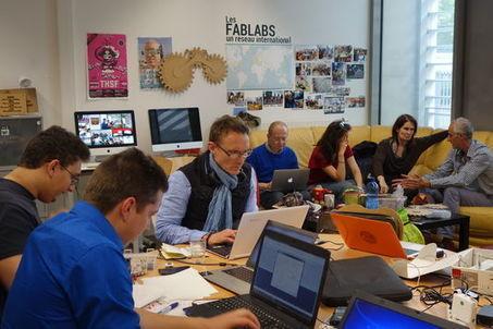 Les étudiants s'essaient aux «FabLab» | Fab-Lab | Scoop.it