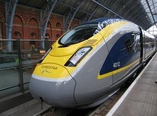 Eurostar e320 enters service   Global railway news   Scoop.it