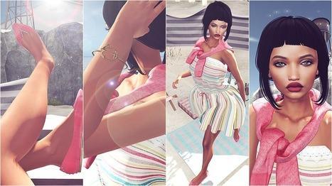 Burley,C'est La Vie,ChicChica,ieQED | 亗 Second Life Freebies Addiction & More 亗 | Scoop.it