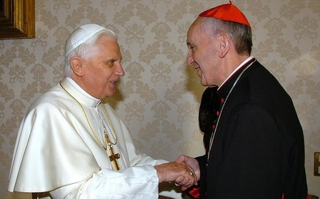 Pope Francis' run-in with Benedict XVI over the Prophet Mohammed | Government789 | Scoop.it